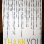 Шаблон для печати благодарственной открытки