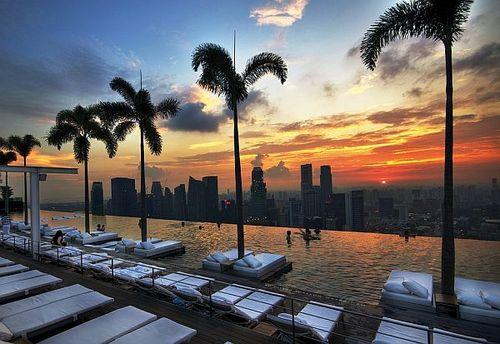 18 лучших бассейнов на крыше