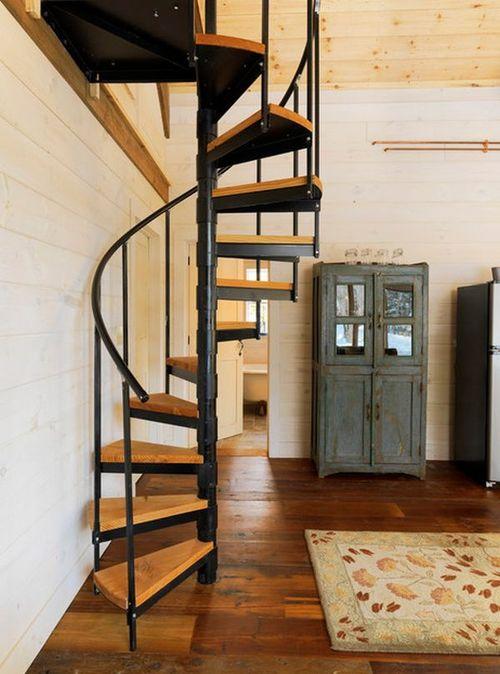 Все, что вы хотели узнать про винтовые лестницы