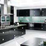 20 лучших черных кухонь
