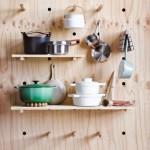 Как правильно организовать место для хранения на кухне