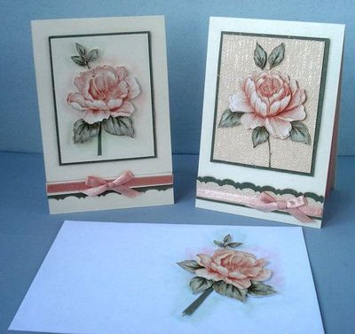 объемные открытки из обоев