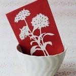 7 готовых шаблонов для вырезания для украшения открыток и других поделок своими руками