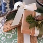 12 простых способов упаковать новогодний подарок своими руками