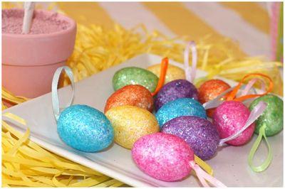 Топ 40 идей для декора пасхальных яиц
