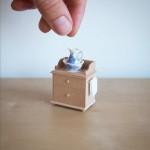 Невероятная крошечная мебель от Эмили Бутард