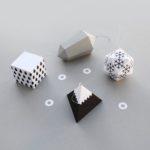 Как сделать новогодние игрушки из бумаги своими руками + бесплатные шаблоны для печати