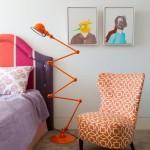 Оранжевый цвет в интерьере. 23 современные идеи