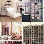 Подборка оригинальных идей как можно хранить обувь