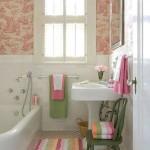 25 идей как обустроить маленькую ванную комнату
