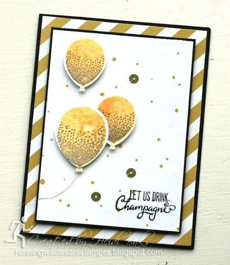 золотистые шарики