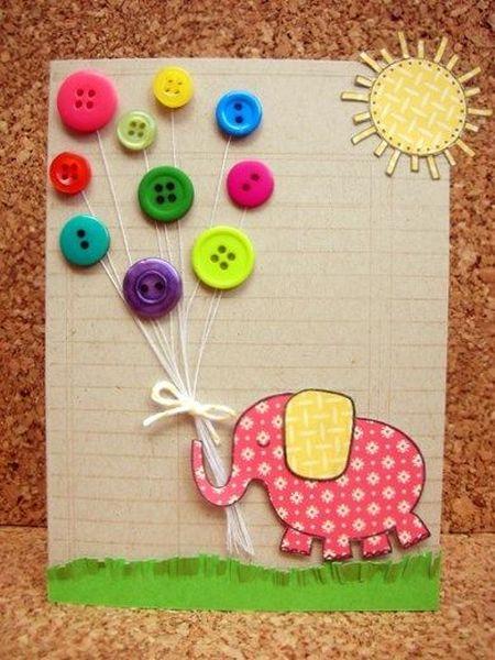 солнце, слоник и шары