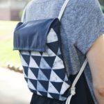 Как быстро и просто сделать рюкзак своими рукмаи