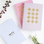 3 простых способа декорировать блокнот своими руками