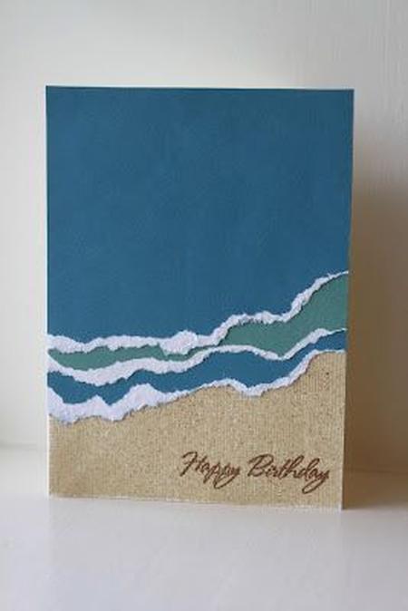 открытка не тему моря