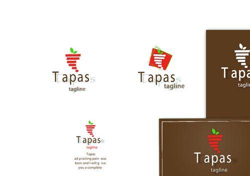 Визитка и логотип для ресторана испанской кухни