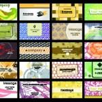 Шаблоны визиток интернет магазина
