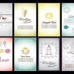 Шаблоны визиток в винтажном стиле