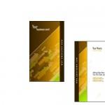 Шаблон визитки для тренинга личностного роста