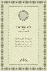 Образец сертификата о повышении квалификации в eps