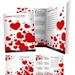 Брошюра ко дню Святого Валентина