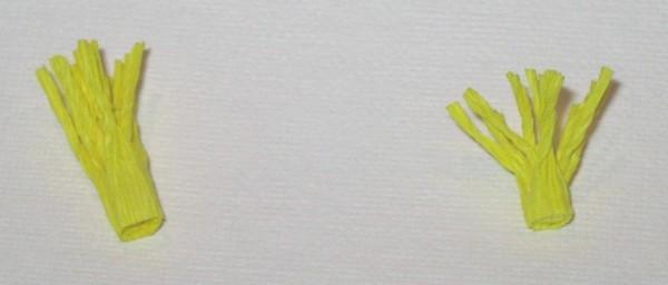 Как сделать тычинки для цветка своими руками