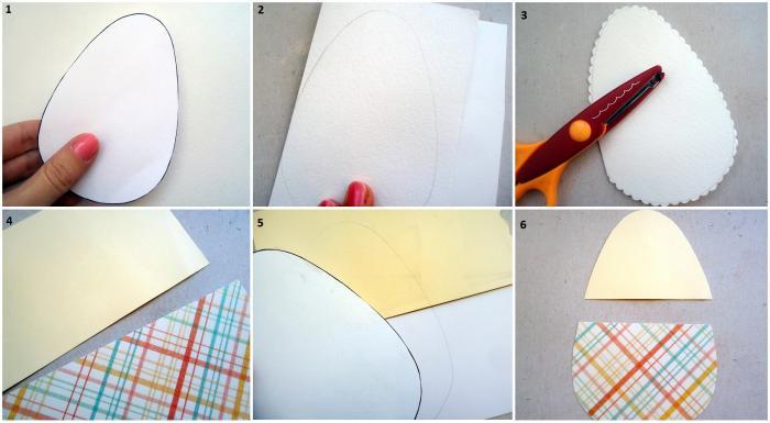 Как сделать яйцо из бумаги своими руками оригами