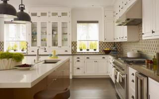 Планировка будущей кухни — как выбрать.