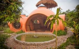 Сказочный дом в Таиланде