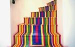5 простых способов декора лестницы