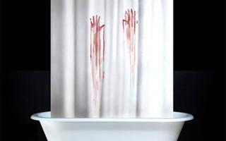 15 оригинальных штор для ванной