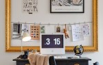 12 крутых идей как оформить стену для заметок в твоей комнате