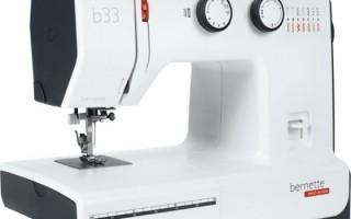 Немного о швейных машинках «Бернина»