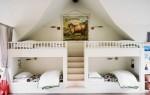 25 крутых двухъярусных кроватей для детской