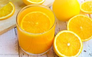 Почему стоит пить апельсиновый сок каждый день