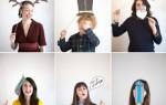 Идеи для веселой фотосессии + 40 бесплатных шаблонов фотобутафории для скачивания