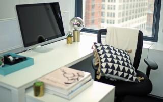Как обустроить ваше место на работе?