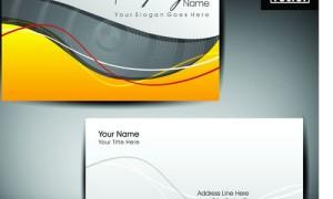 Шаблон визитки такси