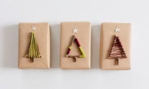 25 идей упаковки подарков на Новый Год