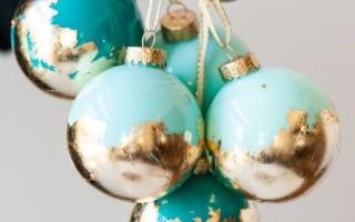 Елочные игрушки своими руками — простой способ украсить новогоднюю елку