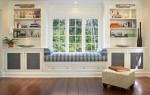 30 лучших идей как организовать место для отдыха на подоконнике
