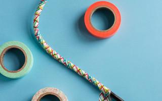 Декорируем шнур от электроприборов