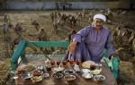 Что едят обычные люди в разных странах мира