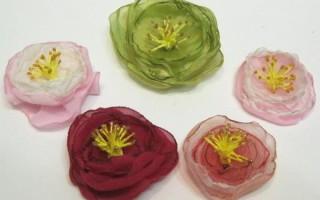Как сделать тычинки у цветка для украшения открытки своими руками