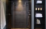 Интерьеры ванных комнат