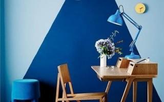 25 стильных геометрических идей в интерьере для оформления вашего домашнего офиса