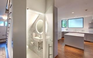 Как выбрать раковину для маленькой ванной комнаты.