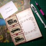 Как сделать красивую надпись для открытки своими руками
