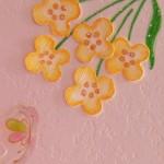 Цветочки для открыток своими руками из бумаги