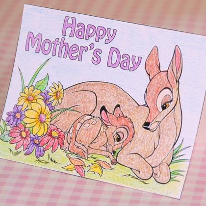 красивые рисунки маме на день рождения своими руками можно